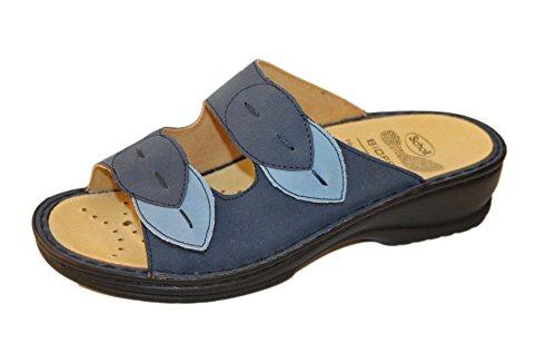 DR.Scholl Women's Clogs Blue dv6HSFp