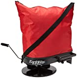 Earthway 2750 Hand-Operated Nylon Bag Spreader/Seeder, Perfect for Hilly and Wet Terrain, 25 Pounds Capacity, Made in America
