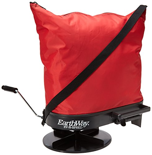 Cheap Earthway 2750 Hand-Operated Nylon Bag Spreader/Seeder, Perfect for Hilly and Wet Terrain, 25 P...