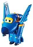 """Super Wings Transforming Jerome Toy Figure 