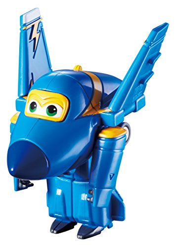 "Super Wings - Transforming Jerome Toy Figure | Plane | Bot | 5"" (Costume Super Center.com)"