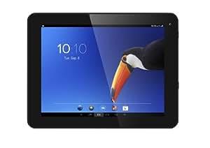 """Woxter QX 80 - Tablet de 8"""" (WiFi, Quad Core Cortex A7, con pantalla HD táctil capacitiva, 1 GB de RAM DDR3, memoria interna de 8 GB, Android 4.2)"""