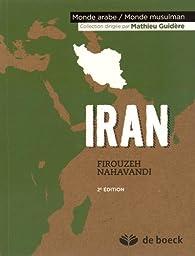 Iran par Firouzeh Nahavandi