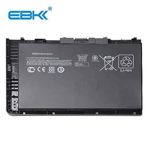 BT04XL Battery, 687945-001 Battery for HP Elitebook Folio 9470 9470M 9480M Notebook Series Compatible with HSTNN-IB3Z HSTNN-I10C BT04 BA06 BA06XL[14.8V 52WH]