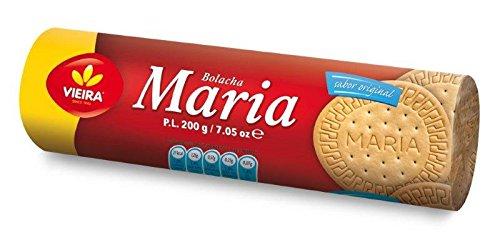 Portugiesische Kekse Maria Galletas Portuguesas Maria 200 Gr