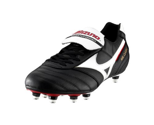 Mizuno Morelia Classic SI SG Rugby Boots Red