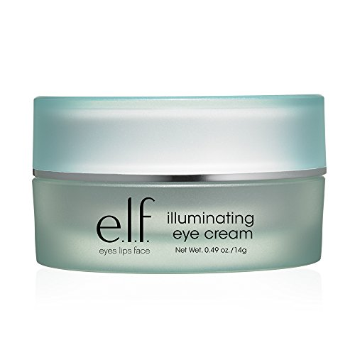 E. L. F. Eyes Lips Face Illuminating Eye Cream, 0.49 Oz