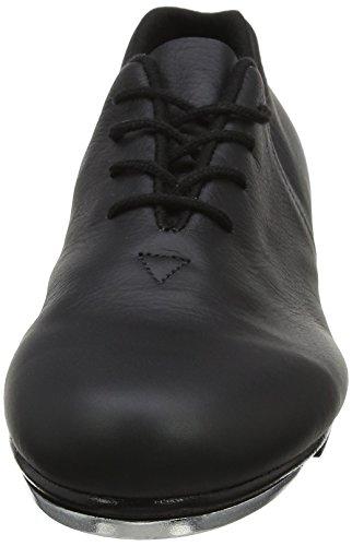 Bloch Tap-flex, Damen Tanzschuhe - Step, Schwarz (Black), 39.5 EU