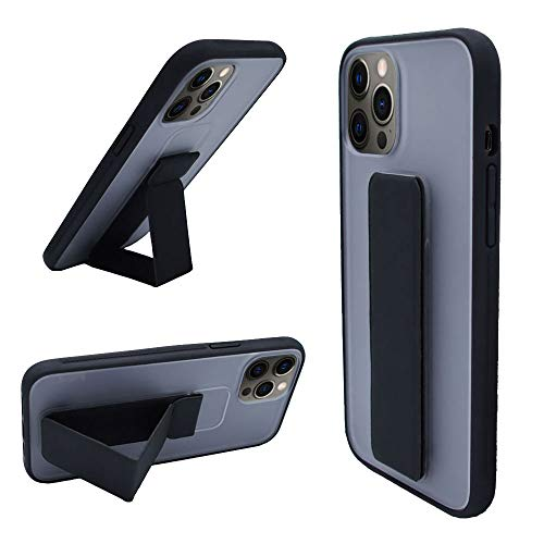 """OHCOLDA Case for iPhone 12 Pro Max 6.7"""", Vertical and Horizontal Stand Case Kickstand Cover Reinforced Magnetic Hand…"""