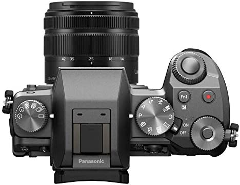 Panasonic Lumix G7KS 4K Mirrorless Camera, 16 Megapixel Digital Camera, 14-42 mm Lens Kit, DMC-G7KS 41f5nwR5PiL