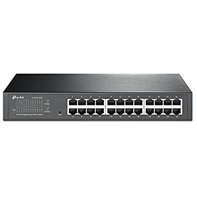 TP-Link Ethernet Steel Desktop Switch