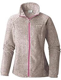 Womens Benton Springs Full Zip Jacket, Soft Fleece with Classic Fit