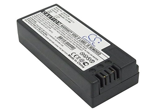 VINTRONS Li-ion BATTERY Pack Fits Sony Cyber-shot DSC-P3, Cyber-shot DSC-V1, NP-FC11, NP-FC10, Cyber-shot DSC-P8