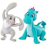 Princesses Disney - Chj46 - Mini-poupée - Princesse Sofia - Pack de 2 figurines Clovis et Crépit