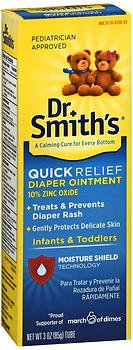 Dr. Smith's Diaper Ointment - 3 oz, Pack of 5 by Dr. Smiths
