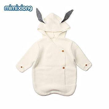 Adorable conejo bebé cochecito saco de dormir Primavera Otoño de ...