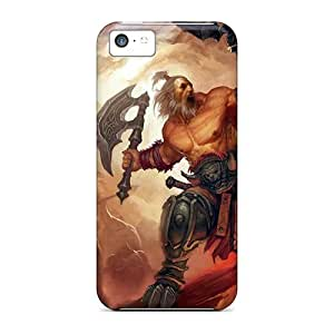 linJUN FENGIdeal E-Lineage Case Cover For iphone 6 4.7 inch(diablo Warrior), Protective Stylish Case