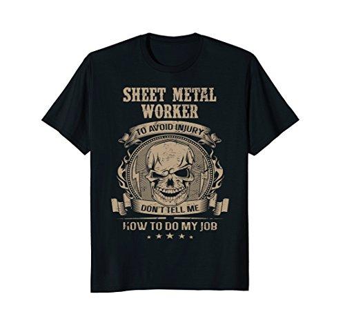 5d222f03 Sheet metal worker t shirt only le meilleur prix dans Amazon ...