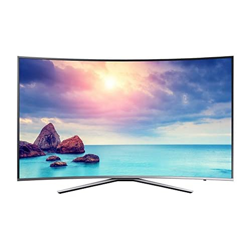 Samsung UE49KU6500 49-Inch Widescreen Smart 4k Ultra HD HDR Curved LED TV with Freeview HD - Black