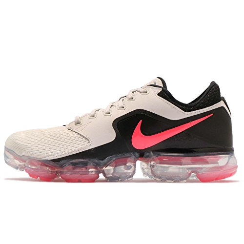 Mens Running Shoes Uk - Nike Air Vapormax Mens Running Trainers AH9046 Sneakers Shoes (UK 12 US 13 EU 47.5, Light Bone hot Punch 001)