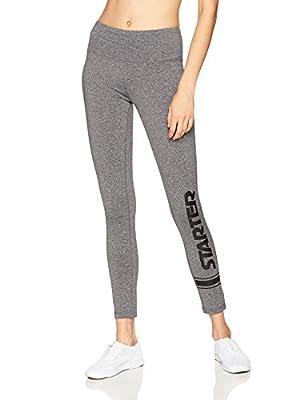 "Starter Women's 26"" Logo Workout Legging, Prime Exclusive"