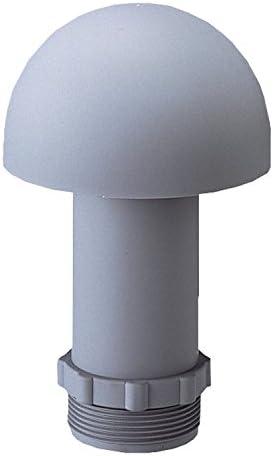 大建プラスチックス 50TVC 通気口(給水タンク用) グレー 50TVC
