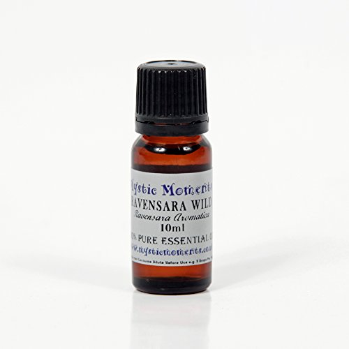 Mystic Moments Ravensara Wild Essential Oil 100% Pure 10Ml