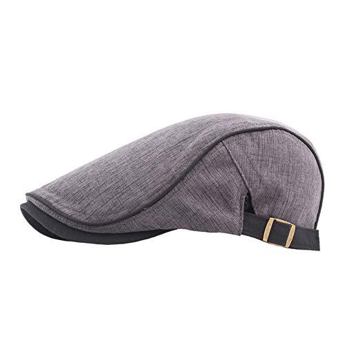 Adjustable Beret Hat Men Women Baseball Cap Sun Hat Outdoor Sports