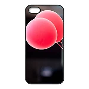 Customized case Of Balloon Hard Case for iPhone 5,5S