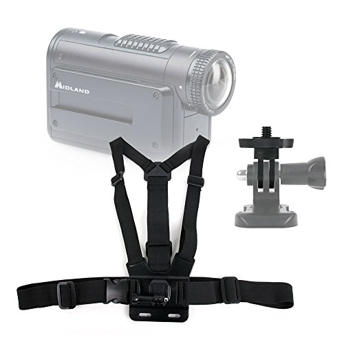 DURAGADGET Premium Action Camera Chest Harness Mount for sale  Delivered anywhere in USA