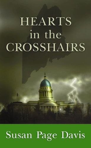 book cover of Hearts in the Crosshairs