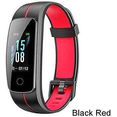 WCPZJS ID107 Plus Color Screen Smart Bracelet Fitness Tracker Heart Rate Monitor IP68 Waterproof Sport Smart Wristband Estimated Price £67.95 -