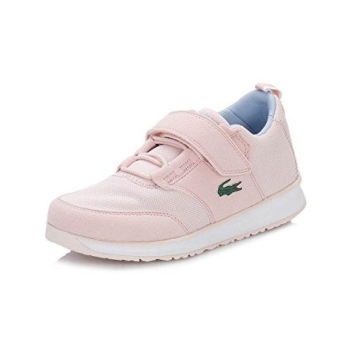 Lacoste Ight 1161SPC Unisex de Niños Sneakers Pink (LIGHTPINK 15J)