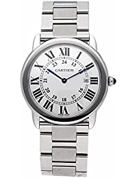 Ronde Solo Quartz Male Watch W6701005 (Certified Pre-Owned)