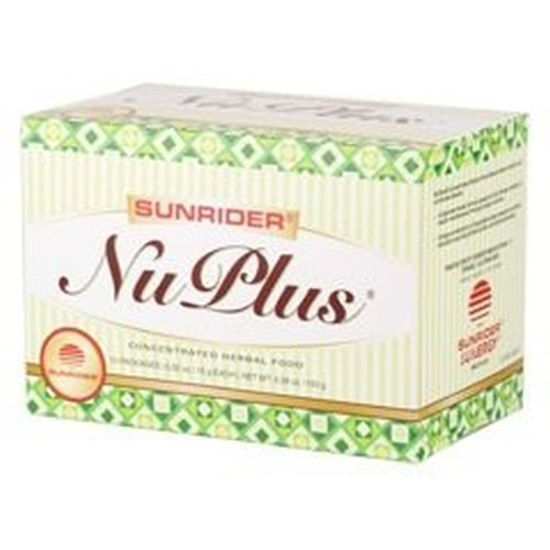 NuPlus® Apple Cinnamon 60 Packs (0.52 oz./15 g each bag)