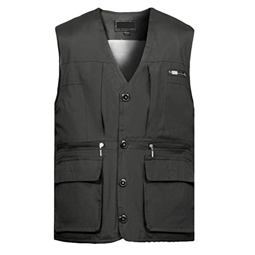 Winter Zhhlaixing Sportswear XL Ropa Camping Traveling Chalecos Verde Outdoor Jacket Hombre deportiva 5XL Photography Thicken Vest Size Mens Fishing RqrRYO