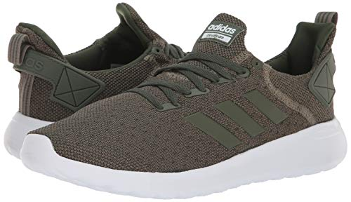 adidas Men's Lite Racer BYD Running Shoe, Trace Cargo/Base Green/White, 10 M US by adidas (Image #6)