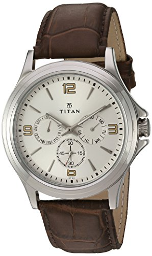 titan-mens-neo-quartz-metal-and-leather-automatic-watch-colorbrown-model-1698sl01