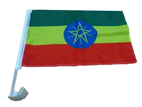 ALBATROS 12 in x 18 in Ethiopia Star