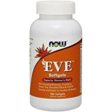 NOW Eve Women's Multi Vitamin, 180 Softgels