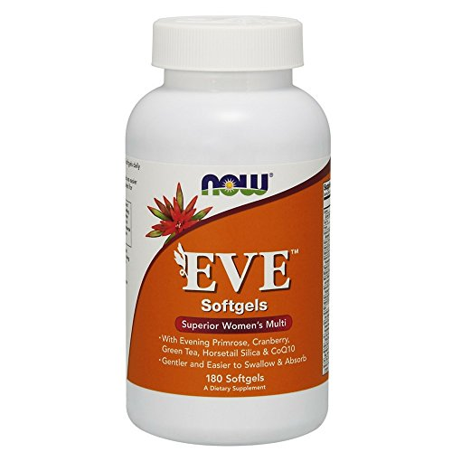 (Now Supplements, Eve™ Women's Multivitamin, 180 Softgels)