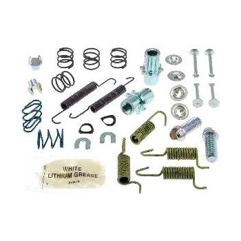 Drum Brake Hardware Kit Rear Carlson 17215