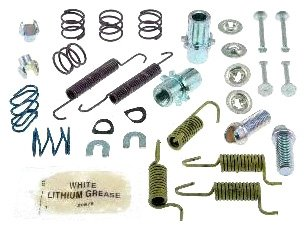 Carlson Quality Brake Parts 17405 Drum Brake Hardware Kit