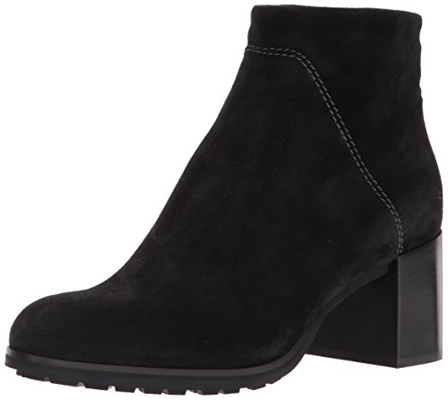 Stivaletto Donna Aquatalia In Pelle Scamosciata Everett Nero