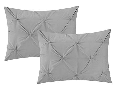 Chic home 10 Piece Hannah Pinch Comforter Sets