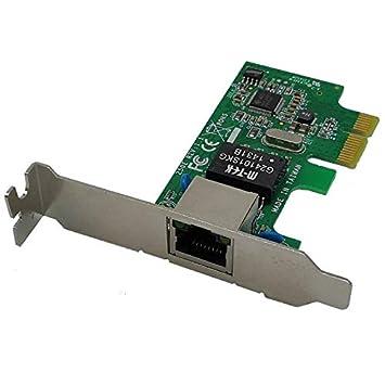 M-TEK Tarjeta Red g24101skg 250E m14110598 PCI-E gigabit RJ ...