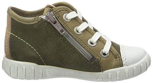 Ecco ECCO MIMIC - Zapatillas de running para bebé-niños Verde (SHADOW WHITE/GRAPE LEAF59288)