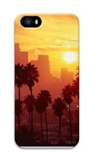 Case For Htc One M9 Cover Landscapes LA sunset 3D Custom Case For Htc One M9 Cover