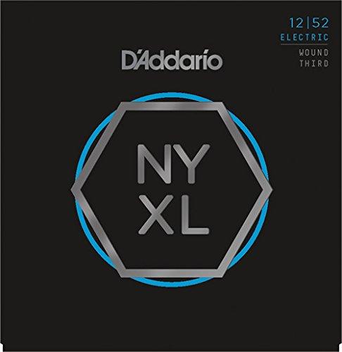 【10セット】D'Addario ダダリオ NYXL1252W NYXLエレキギター弦   B012HTSJW2, サロンドロワイヤル 23828f74