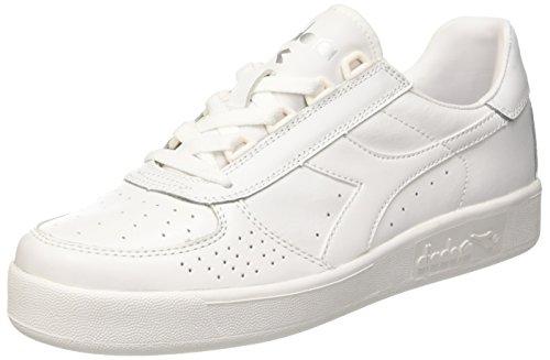 Sneaker Basso Bianco Ottico Diadora Unisex Bianco Multicolore Candido a Elite C4701 B Adulto Collo – qEERgwSWnC